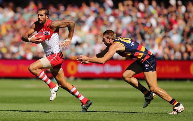 Sydney Swans v Adelaide Crows: AFL round 3, live scores, ladder, highlights – match report