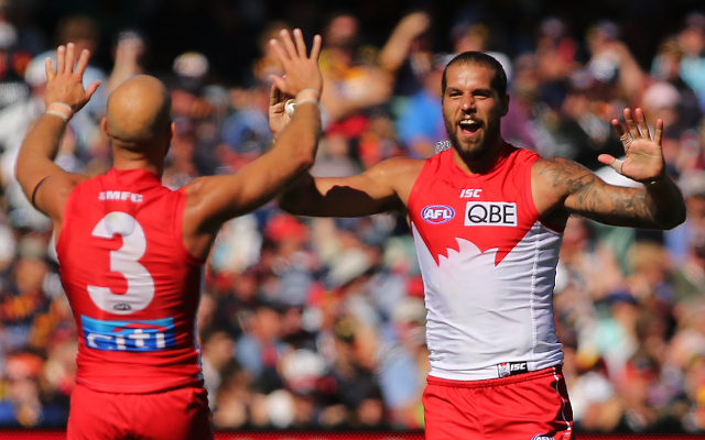 (Video) AFL Round 21 Goal of the Year nominations: Sydney Swans and Carlton solo-efforts steal the show
