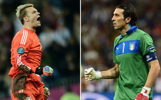 The best goalkeepers in world football with Chelsea youngster competing with Liverpool stopper