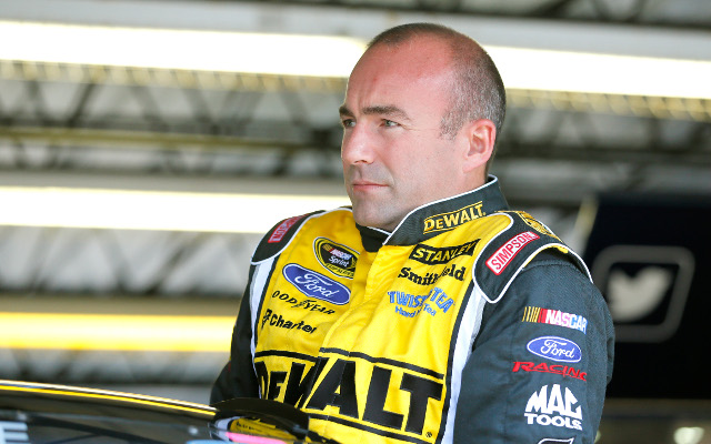 (Video) Marcus Ambrose punches Casey Mears after NASCAR race in Richmond