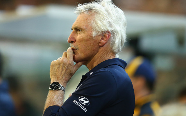 Nathan Buckley goes into bat for Carlton boss Mick Malthouse despite uneasy relationship