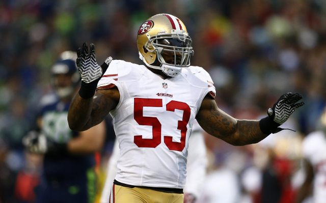 "San Francisco 49ers star NaVorro Bowman happy with new rule, but ""doesn't fix my knee"""