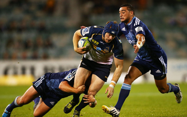ACT Brumbies v Auckland Blues: Super 15 rugby, live scores, ladder, video highlights – report