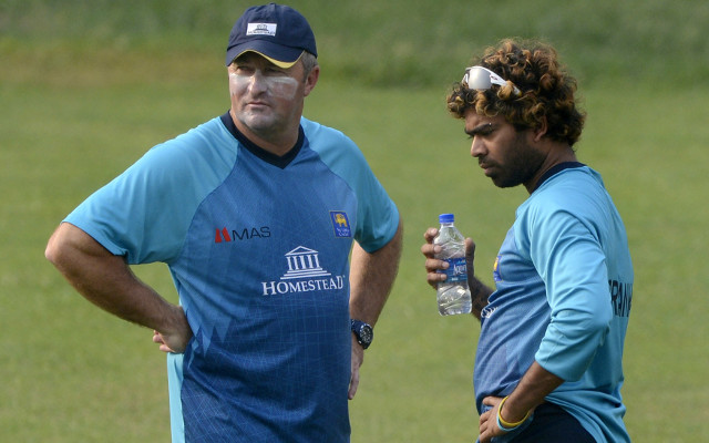Sri Lanka coach leaves position in order to become Peter Moores' assistant with England