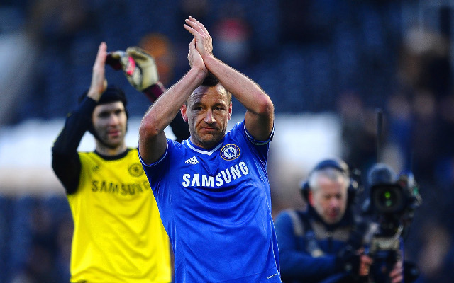 Chelsea injury news: Cech and Terry will miss the rest of the season