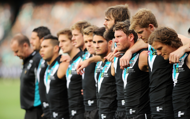 Port Adelaide v. Carlton Blues: watch AFL live streaming – game preview