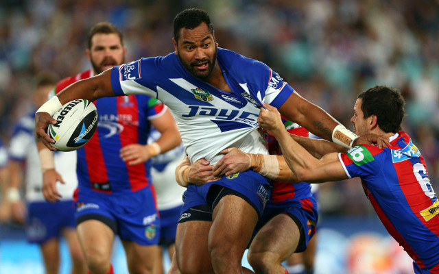 Canterbury Bulldogs v Newcastle Knights: NRL live scores, ladder, highlights – match report
