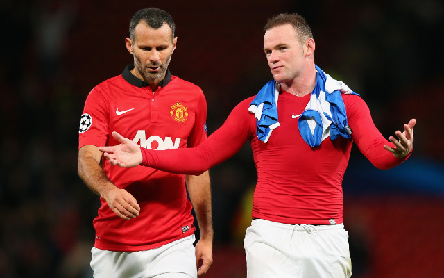 Manchester United manager: Wayne Rooney backs Ryan Giggs for permanent job