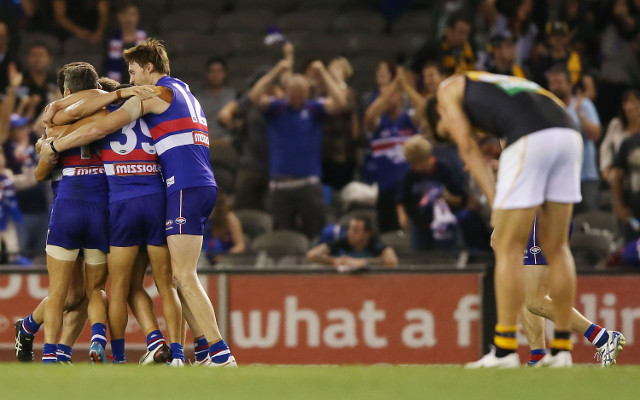 Western Bulldogs v Richmond Tigers: AFL live scores round 3, ladder, highlights – match report