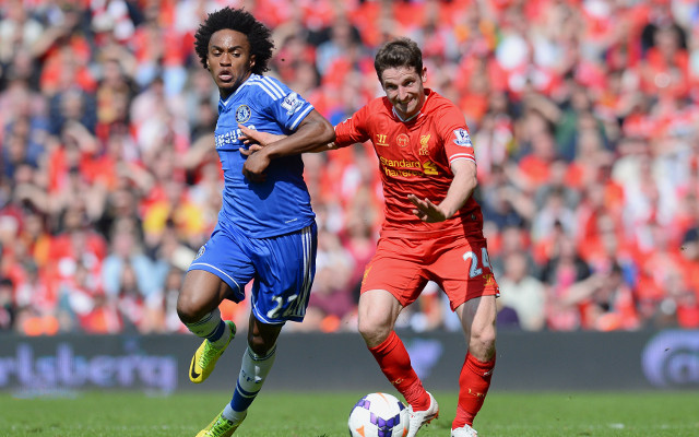 Liverpool 0-2 Chelsea: Premier League match report and highlights