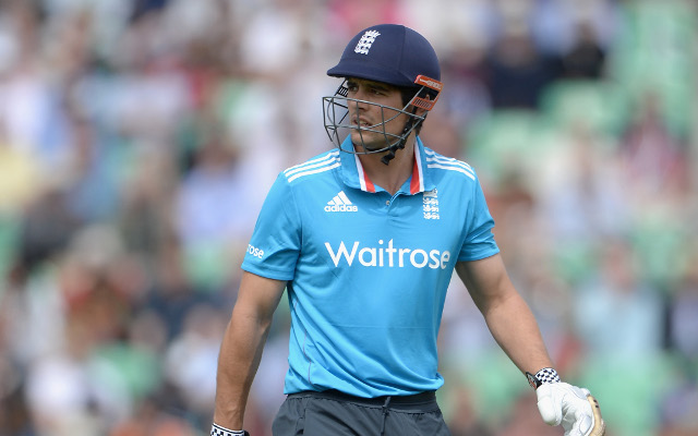 England axe Alastair Cook as captain