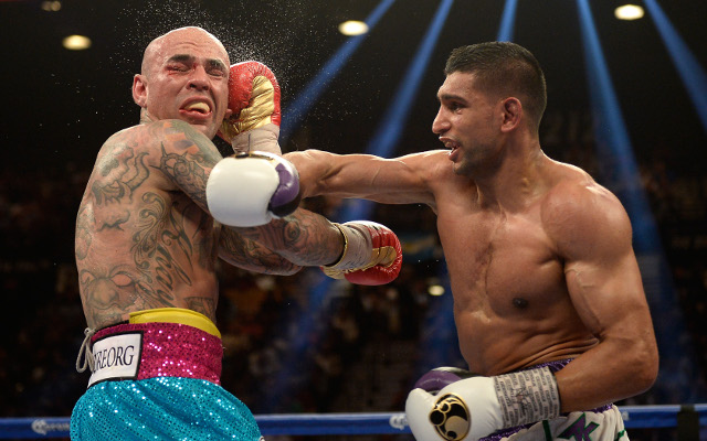 Amir Khan set to miss out on Floyd Mayweather fight again