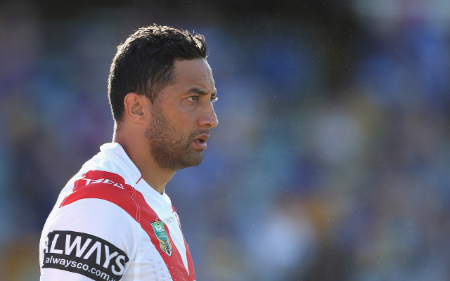Keith Galloway tells Wests Tigers fans not to boo Benji Marshall this weekend