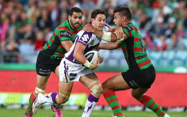 Melbourne Storm v South Sydney Rabbitohs: NRL news and full match report