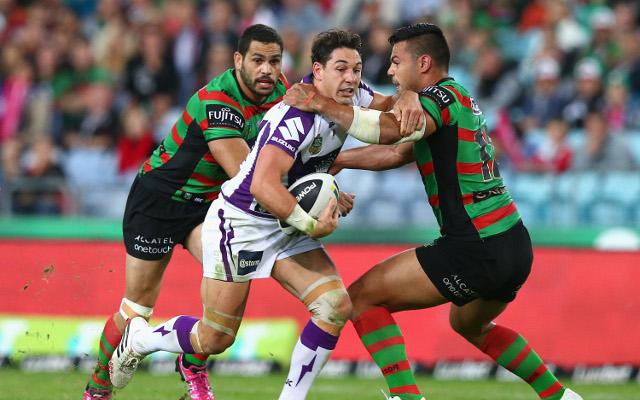 Melbourne Storm v South Sydney Rabbitohs: NRL news and full match report