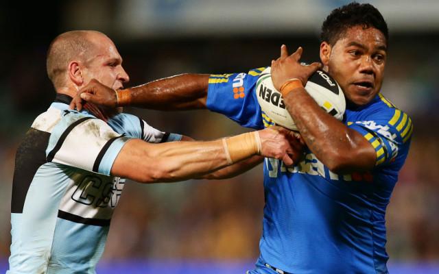 Parramatta Eels v Cronulla Sharks: NRL round nine news – match report