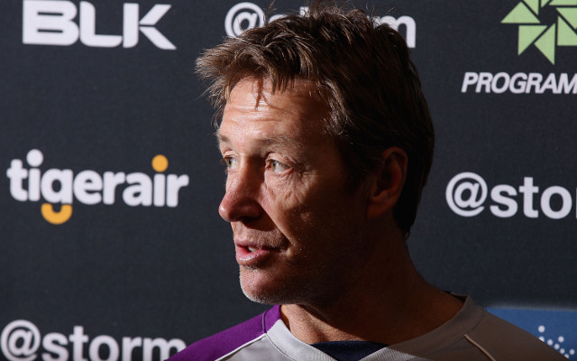 Craig Bellamy will leave the Melbourne Storm after his current contract