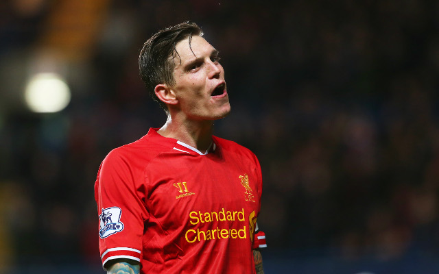 Arsenal line up shock bid for Liverpool star