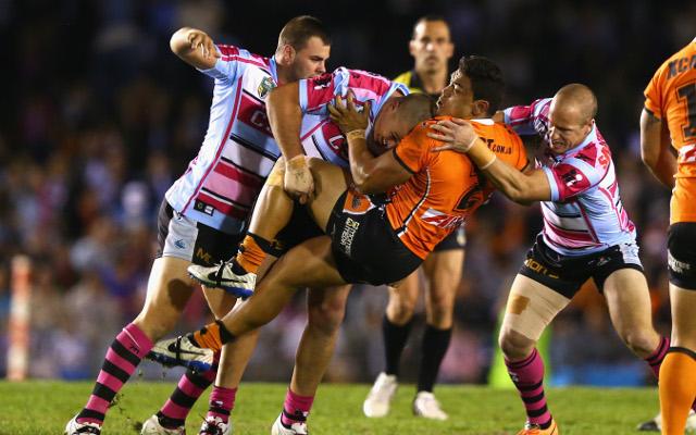 Cronulla Sharks v Wests Tigers: NRL round 10 full match report