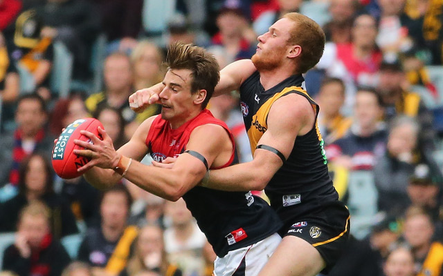 Melbourne Demons v Richmond Tigers: AFL round nine full match report