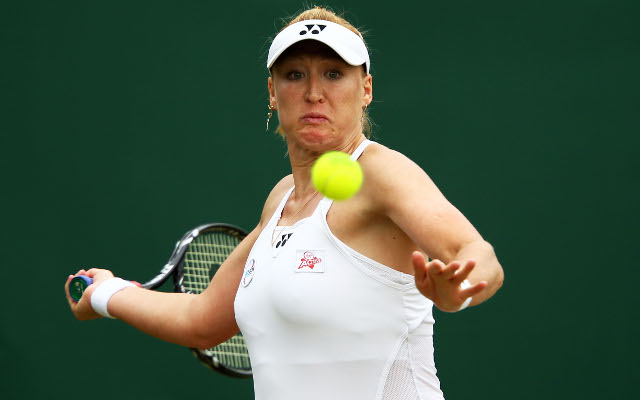Former British tennis no. 1 Elena Baltacha dies of liver cancer at the age of 30