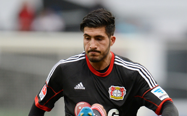 Emre Can Bayer Leverkusen