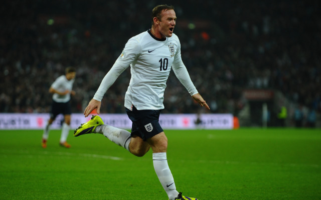 England & Manchester United star Rooney in furious holiday Twitter rant