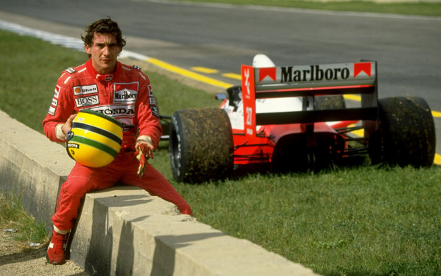 Ayrton Senna: F1 great remembered 20 years after his death