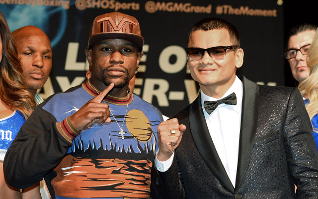 Floyd Mayweather, Amir Khan and Adrien Broner: Fight previews and predictions