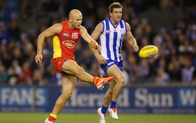 Gold Coast Suns v North Melbourne Kangaroos: AFL live scores, ladder, highlights – report