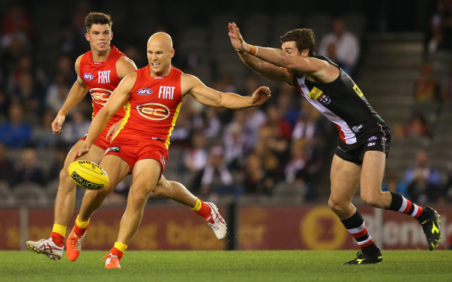 Gold Coast Suns v St Kilda Saints: AFL round nine full match report and video highlights