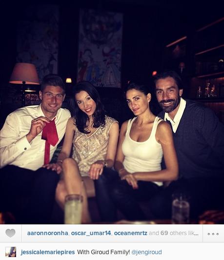 Giroud instagram