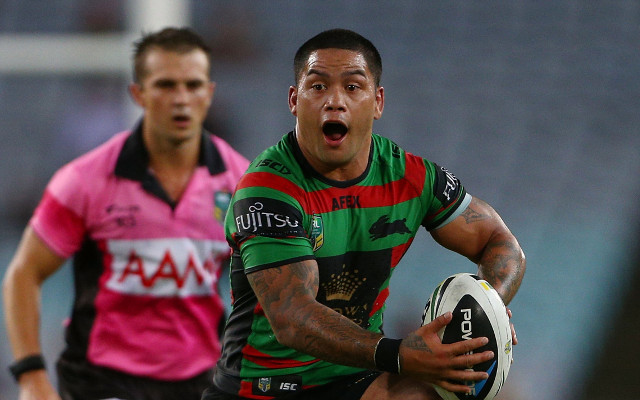 Issac Luke: New Zealand Warriors confirm signing of South Sydney Rabbitohs star hooker