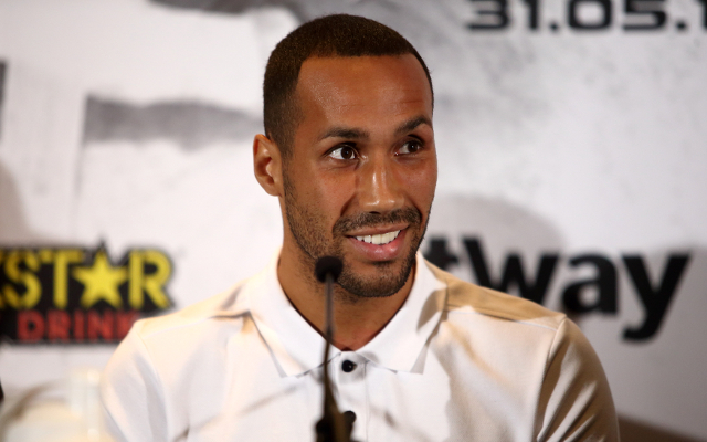 Boxing news: James DeGale says it's 'time to prove the doubters wrong'