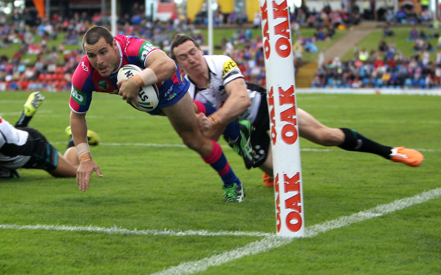 Penrith Panthers v Newcastle Knights:  NRL live scores, ladder, highlights – match report