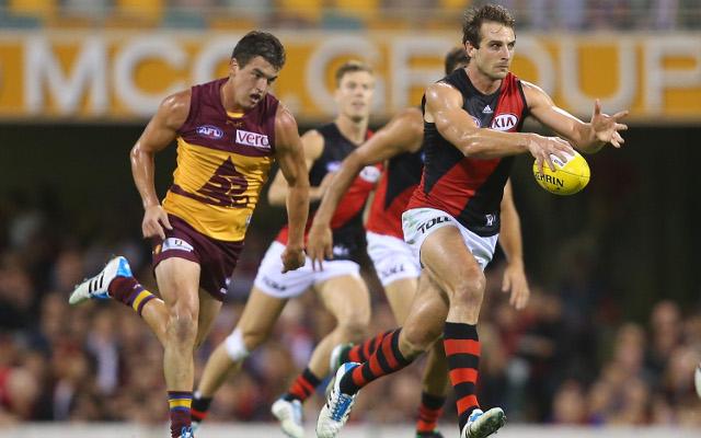 Essendon Bombers v Brisbane Lions: AFL live scores, ladder, highlights – match report