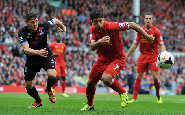 Liverpool refuse to budge on £80m asking price despite Luis Suarez biting ban