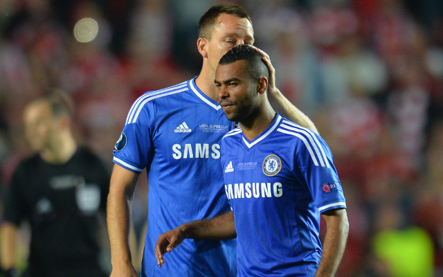 Two Chelsea legends sensationally set to leave in the summer