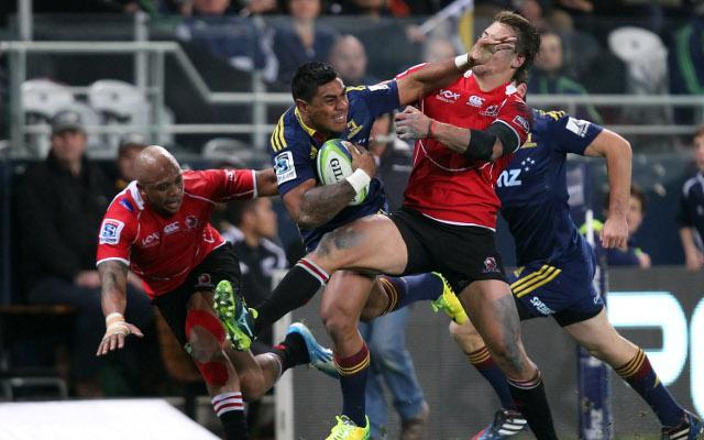 Otago Highlanders v Golden Lions: Super Rugby live scores, highlights – match report
