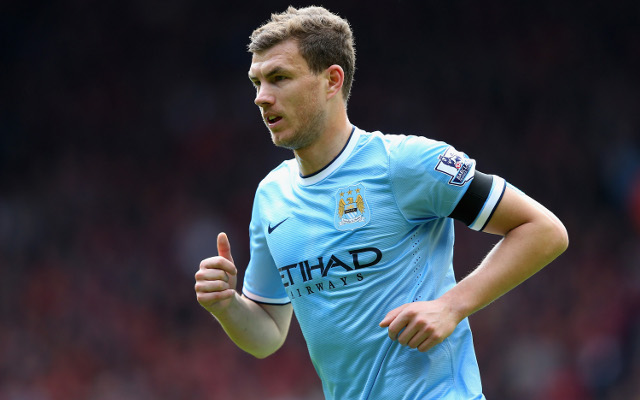 Edin Dzeko transfer: Liverpool line up bid for Chelsea target