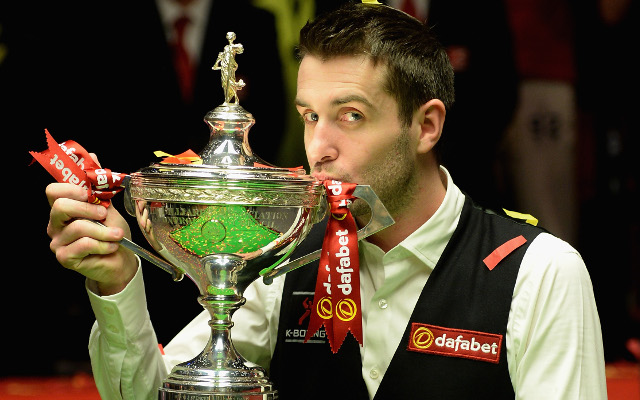 Mark Selby beats Ronnie O'Sullivan to win the 2014 Snooker World Championship