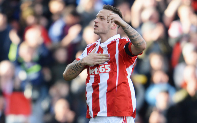 (Video) Arnautovic's last gasp goal snaps 3-game losing streak for Stoke City