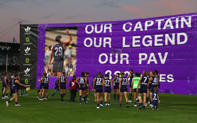 Fremantle Dockers v Geelong Cats: AFL round nine full match report