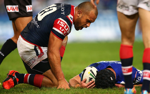 Sydney Roosters accuse Michael Ennis and Sam Perrett of diving