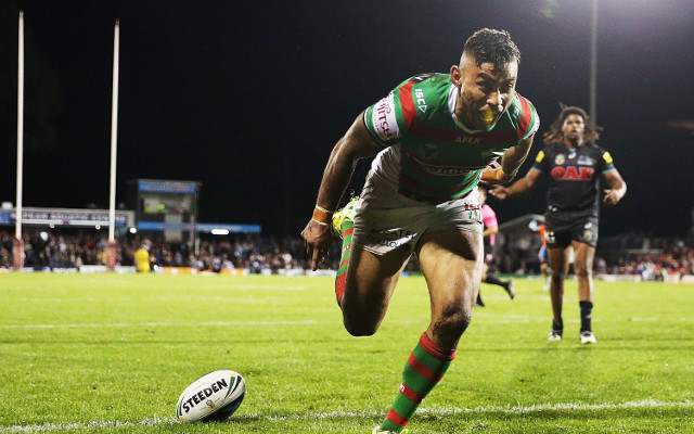 South Sydney's Nathan Merritt could be headed to Parramatta Eels next season