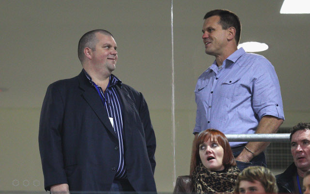 Nathan Tinkler walks away from the Newcastle Knights