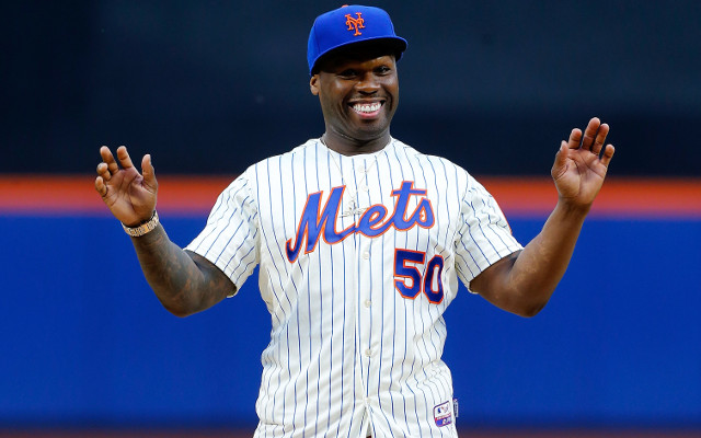 (Video) Worst first pitch ever: 50 Cent, Carly Rae Jepsen or a cat?