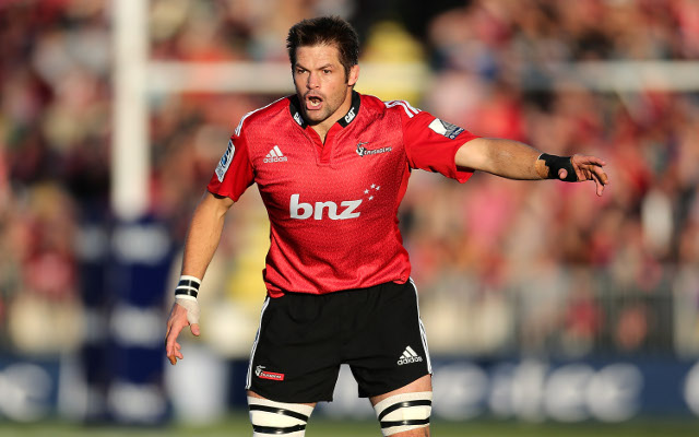 Richie McCaw could be dropped from All Blacks Rugby Championship squad