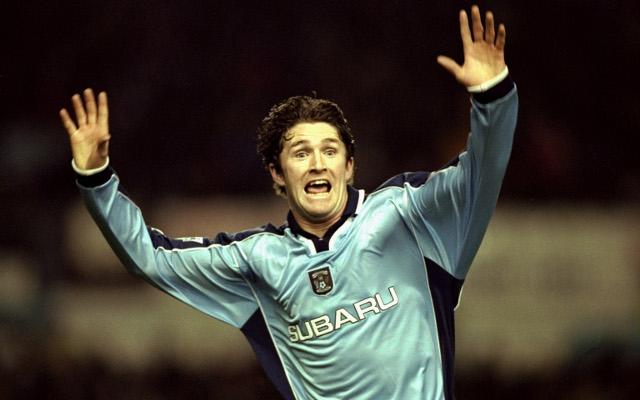 Robbie Keane Coventry City