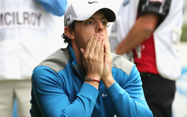 Man United fan Rory McIlroy a MAJOR doubt for Open Championship after SERIOUS football injury